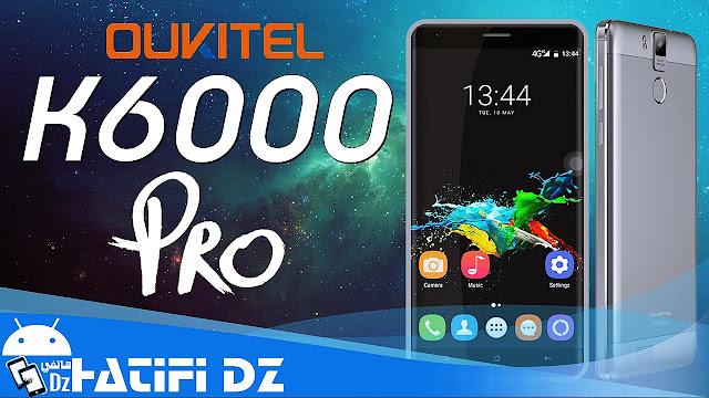 هاتف OukiTel K6000 Pro