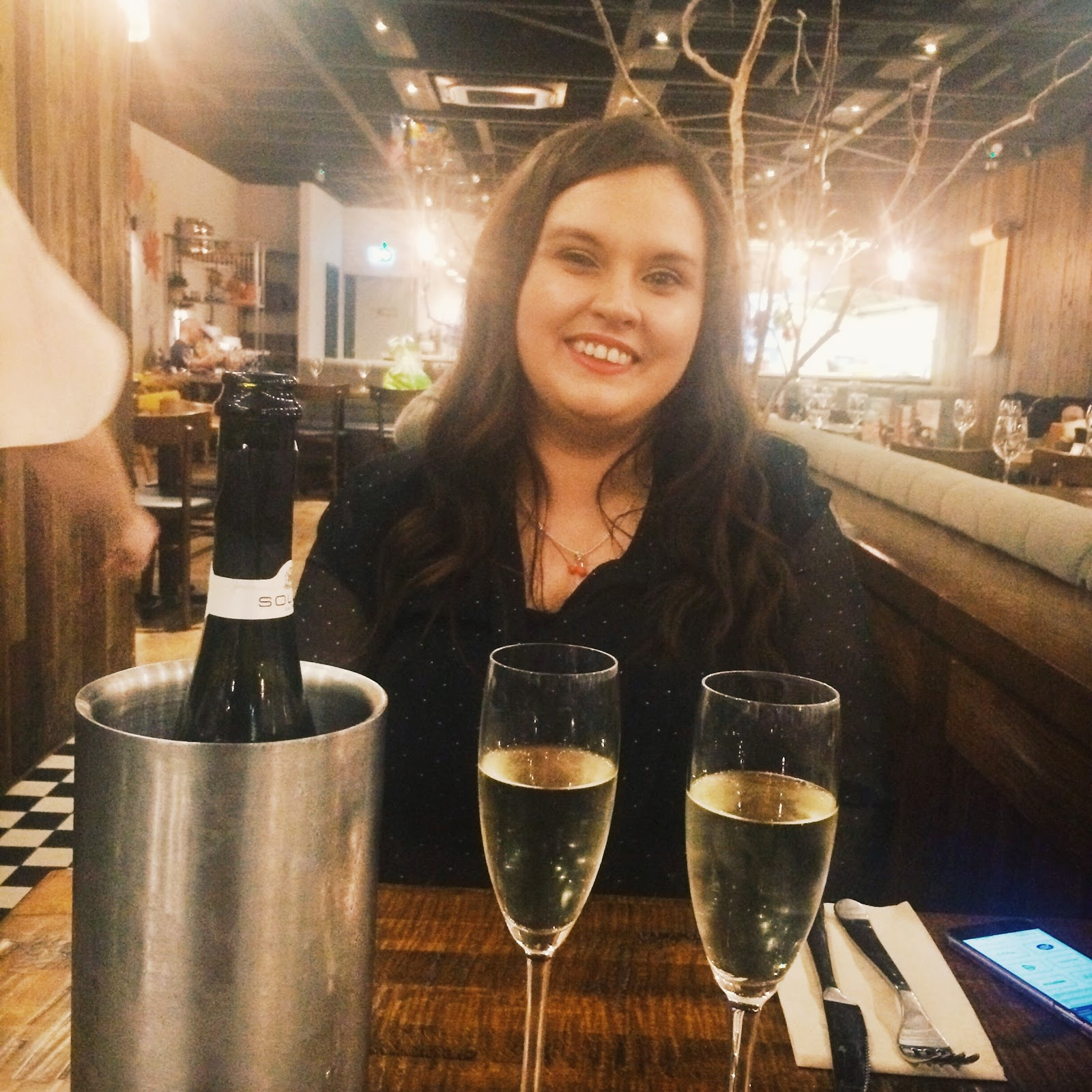 , A Night Out in Newport- Zizzi and The Wales Theatre Awards