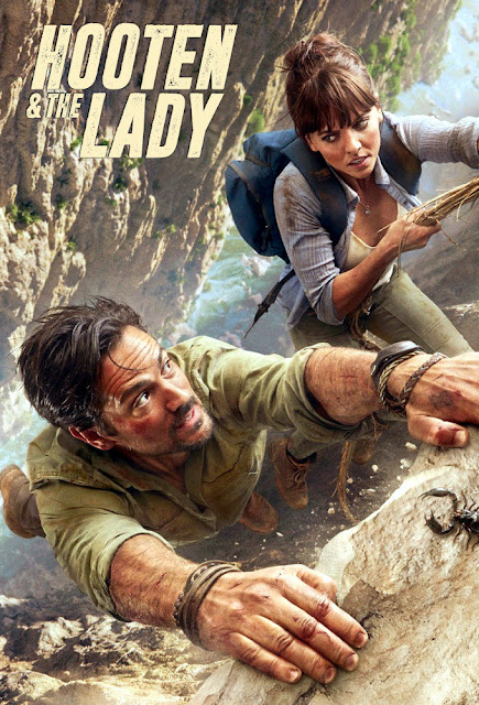 Hooten & the Lady (2016-) ταινιες online seires oipeirates greek subs