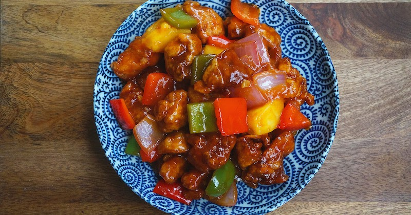 Seasaltwithfood Sweet And Sour Chicken