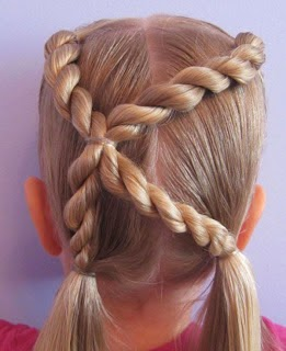 love this hair style for kids}