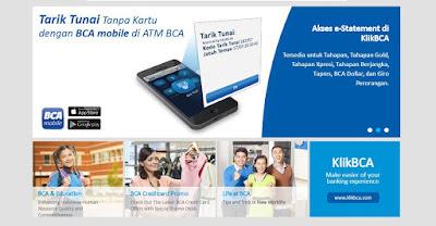 tips,Syarat dan Mekanisme Mengaksess Rekening Bank BCA Terbaru
