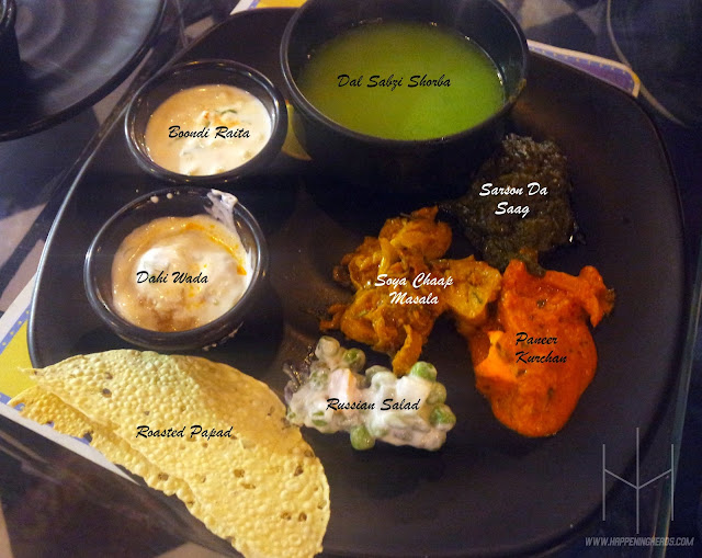 Taste of Punjab Bandra, Pre Lohri Bash, Lohri, Punjab, Food, Review, Food Review, Bandra, Mumbai, Blog, Blogs, Bloggers, Food Bloggers, taste of punjab bandra menu, taste of punjab bandra address, taste of punjab bandra reviews, Happening Heads, #HappeningHeads