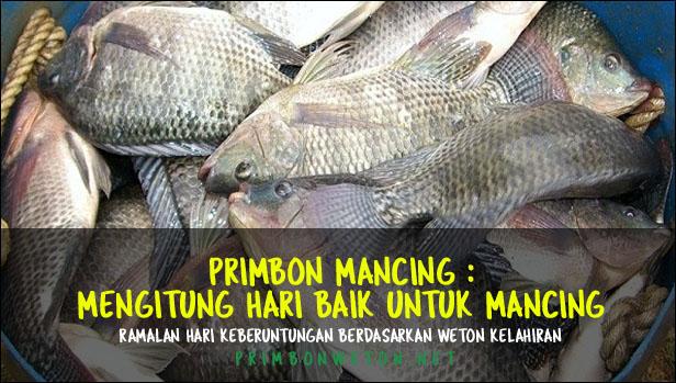 Primbon Mancing
