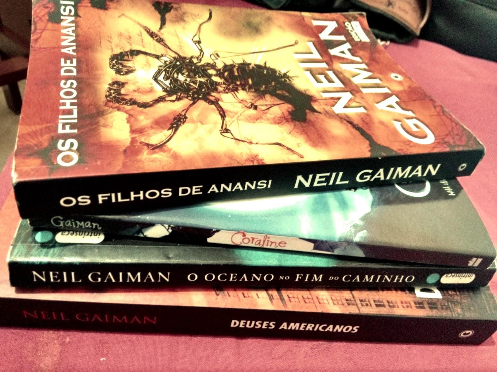 %C3%A7fdks%C3%A7fd - Os Filhos de Anansi - Neil Gaiman