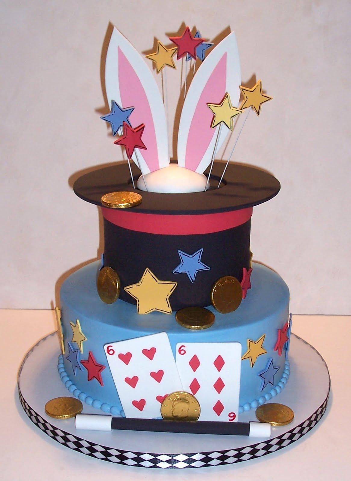 Happy Birthday Troy Cake