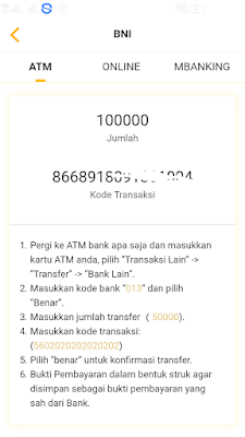 top up di aplikasi news cat