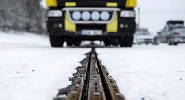 Первый проект электрификации автодороги для электромобилей в Швеции: 1 млн евро за 1 км