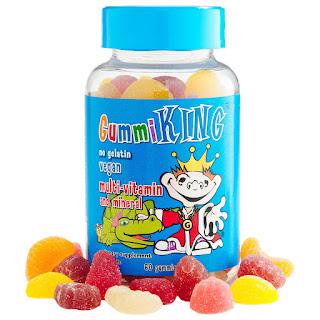 حلوى قمي كينج فيتامينات من اي هيرب للاطفال