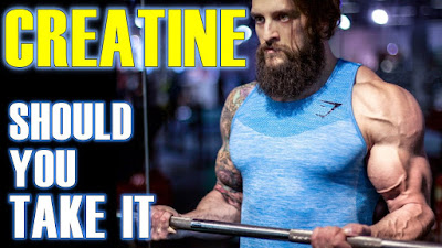 Side Effects of Creatine Monohydrate Supplement in Bodybuilding List