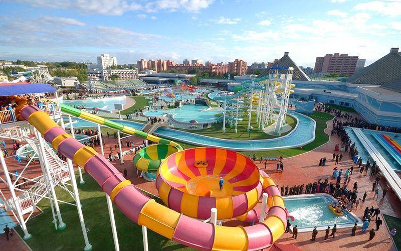 Công viên nước Sun World Hạ Long Complex