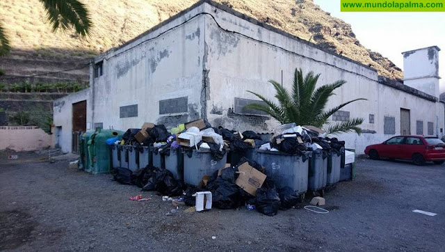 Los Socialistas denuncian el abandono de UB-CC de la zona del Puerto de Tazacorte