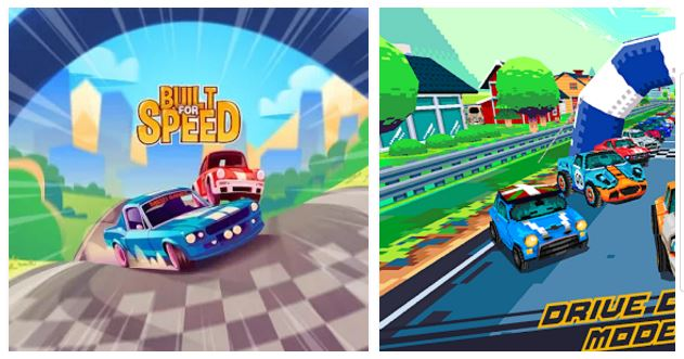 Game Balap Android Gaya Retro 90an, Built For Speed
