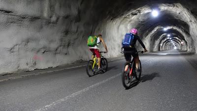 Bergdurchquerung auf dem Bike