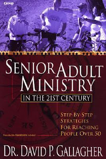 Was specially Older adult ministry seems