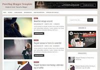 Puremag Blogger Template adalah Tema Blogger yang bersih dan elegan, sepenuhnya responsif, tema blogging 2 kolom.