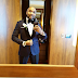 Whose Nak3d Bum-Bum Photo-bombed BankyW's Snapchat Selfie? (Photo)