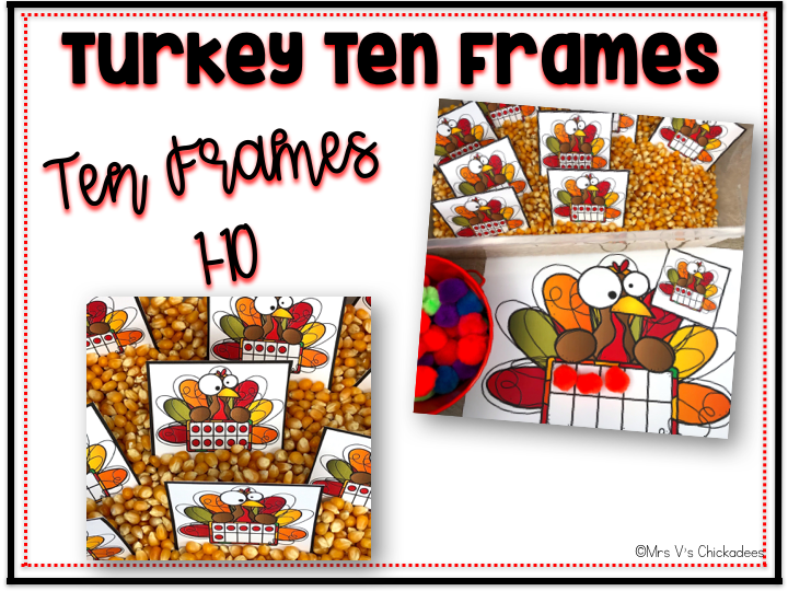 Fall themed academic sensory bins. Stimulate children's senses while improving phonics and math skills with these hands on sensory bin activities. Great for fine motor skills and teaching children how to learn through play! This bunch of sensory bins practices uppercase letter identification, lowercase letter identification, shapes, numbers 1-10 and ten frames. They also practice sorting, matching and building!
