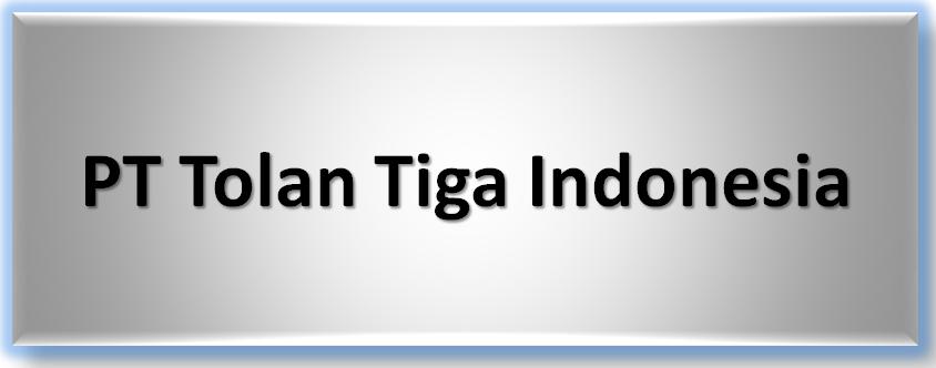 PT Tolan Tiga Indonesia