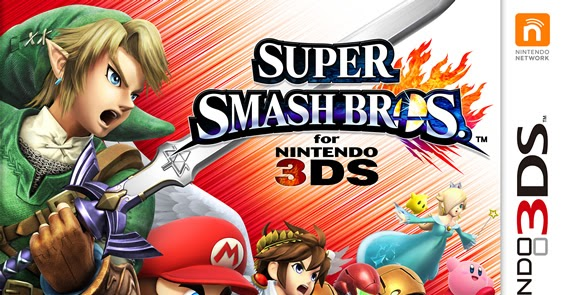 Super Smash Bros  for Nintendo 3DS | Download 3DS CIAs