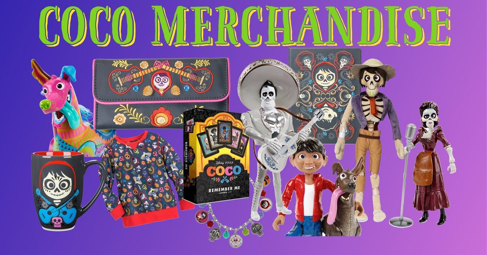 Coco il film - articoli in vendita