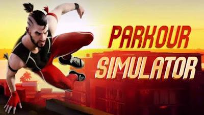 Download Parkour Simulator 3D Mod (Unlimited Money) Offline gilaandroid.com