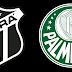 Jogo Palmeiras x Ceará Ao Vivo 21/10/2018