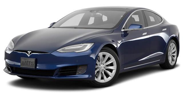 Tesla seeks tariff relief for a car 'brain'