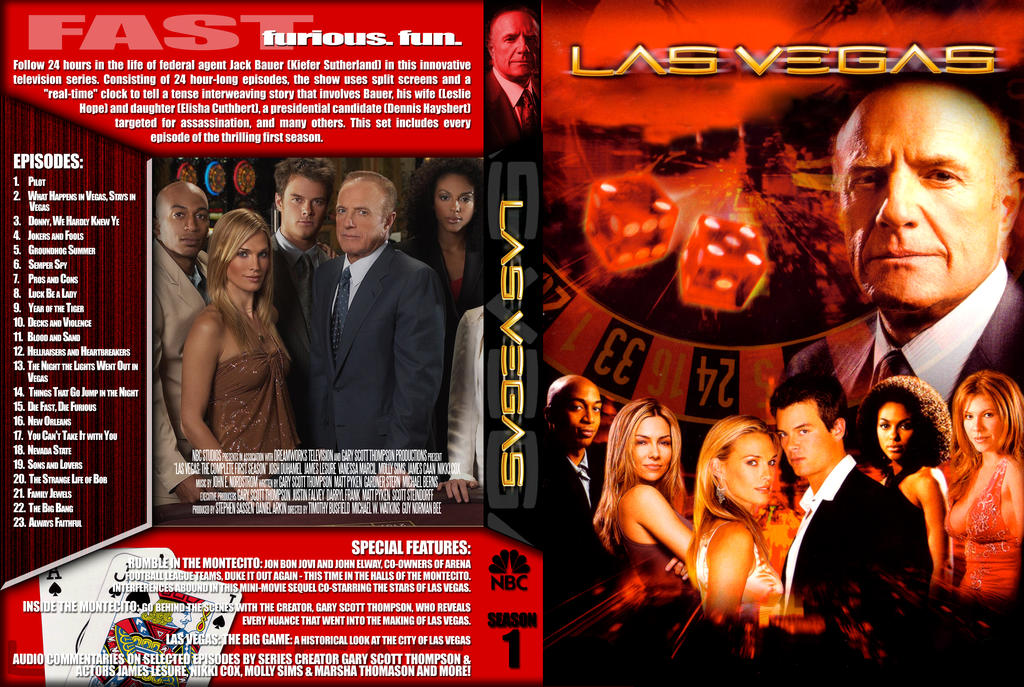 Las Vegas Season 1 ลาสเวกัส ปี 1 ทุกตอน พากย์ไทย