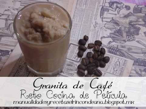 Granita de café