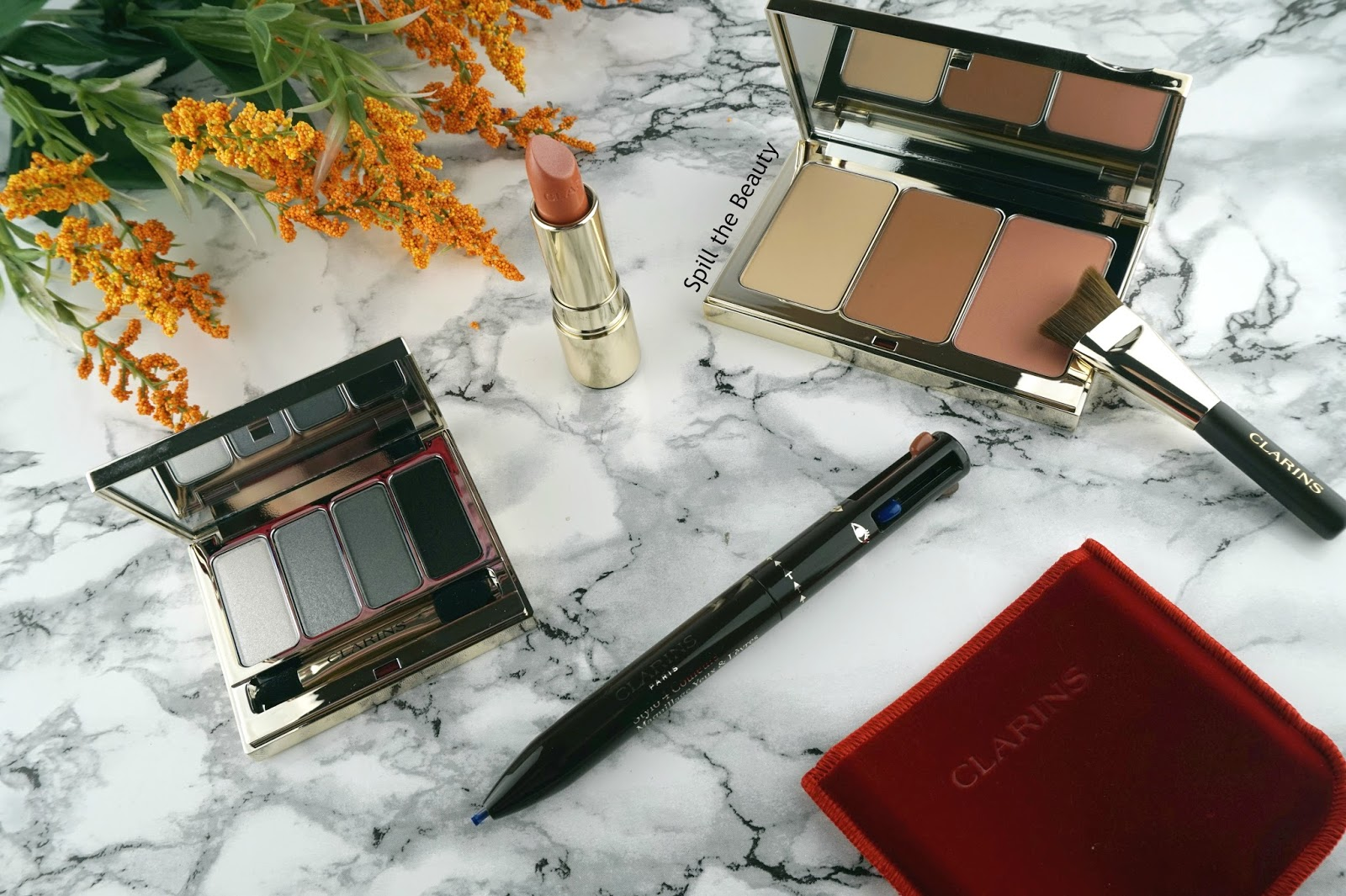 Clarins Spring 2017 Collection – Review, Swatches, and Look