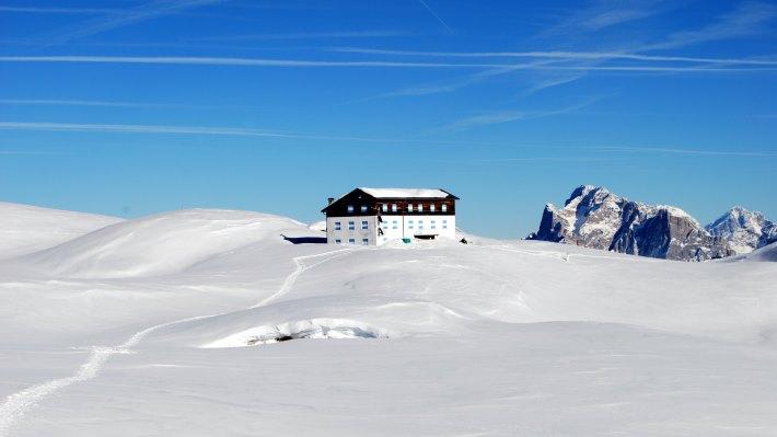 Wallpaper 2: Alps Italy Winter Snow Landscape