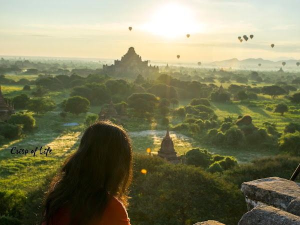 [MYANMAR] Adventure in Bagan
