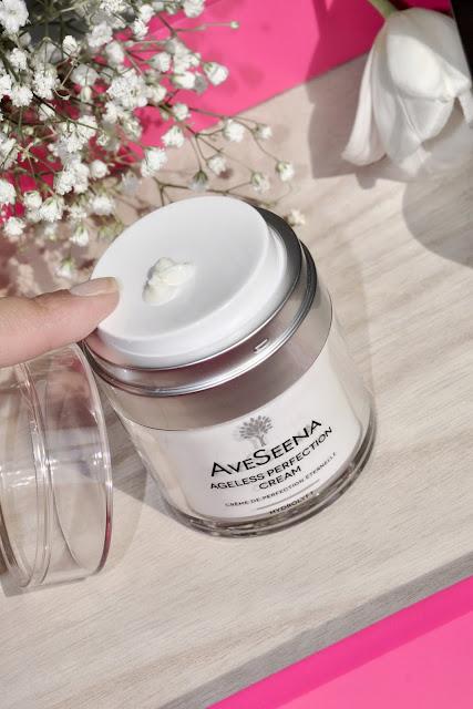 AveSeena Ageless Perfection Cream