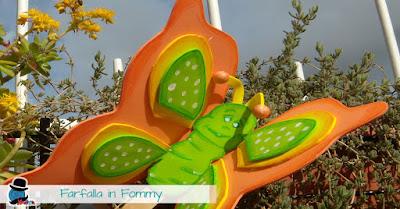come realizzare una farfalla in fommy o gomma crepla