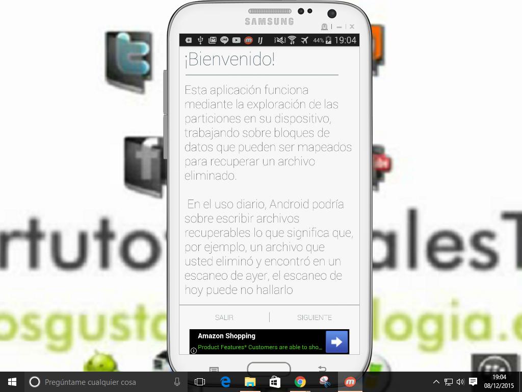 C mo recuperar fotos borradas en un m vil Android 73