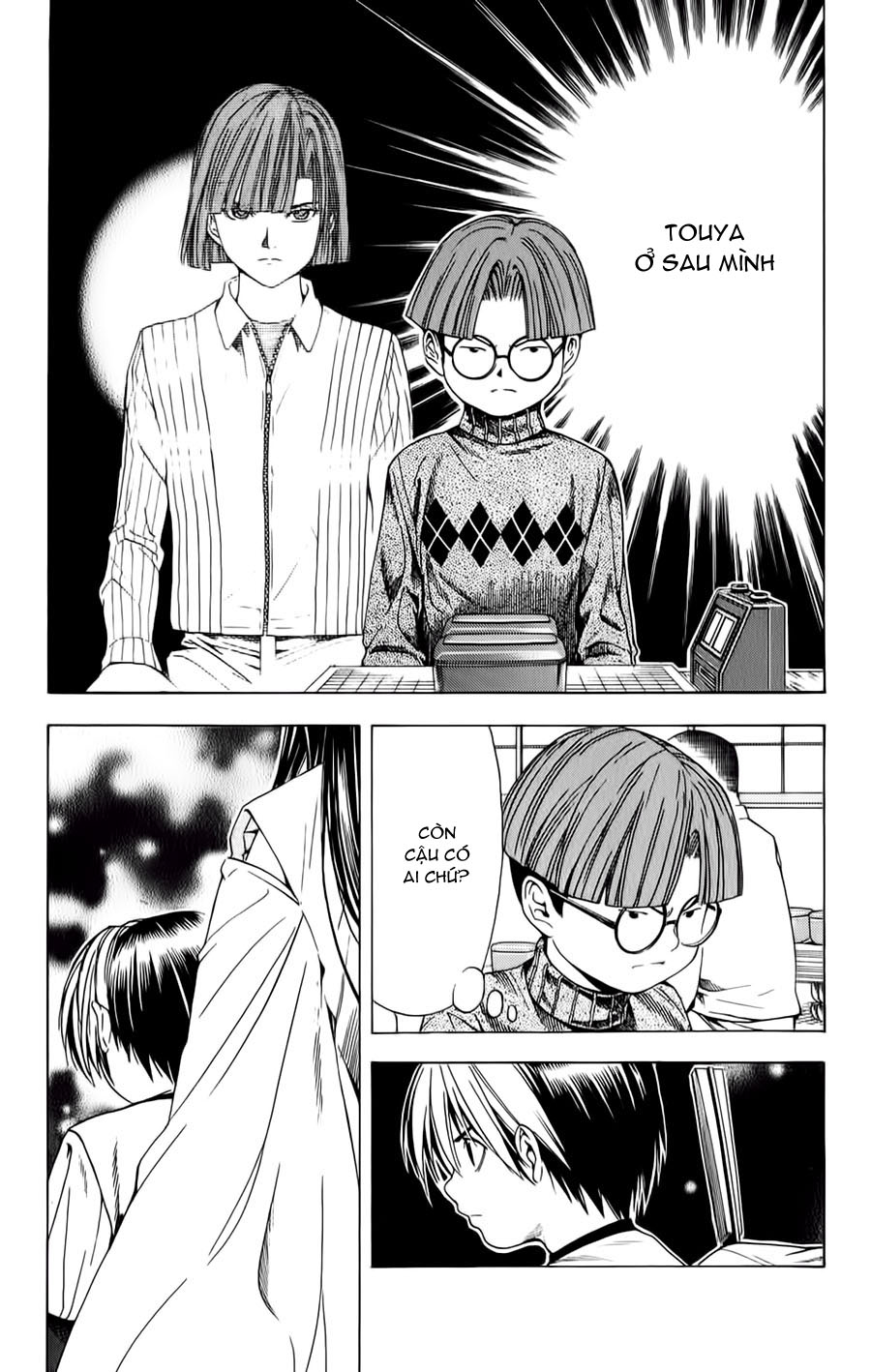 Hikaru No Go hikaru no go chap 93 trang 19