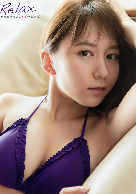 Hot girls Young Animal Japanese Idol Oba Mina 9
