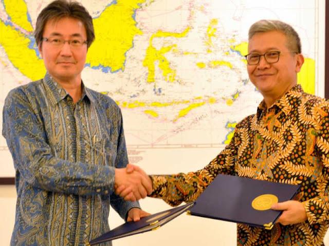 SPKT di Morotai, Saumlaki dan Moa Dapat Dana Hibah 1.8 Miliar Yen