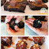 Snickers Brownie Bombs