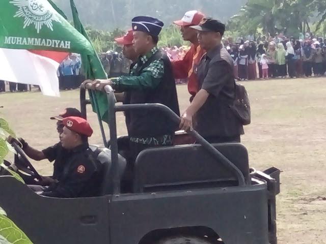 Milad 106 Muhammadiyah, Ta'awun Untuk Negeri