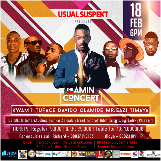#TheAminConcert