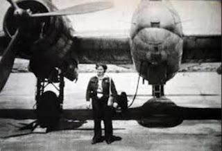 woman war pilote