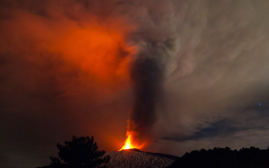 photo of mount Etna 001