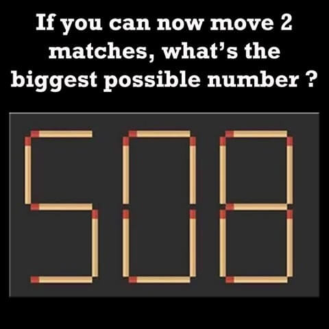Out of Box Thinking Maths Riddle