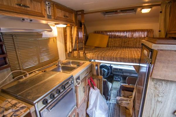 Used Rv For Sale California >> Used RVs 1986 Toyota Dolphin Motorhome for Sale For Sale by Owner
