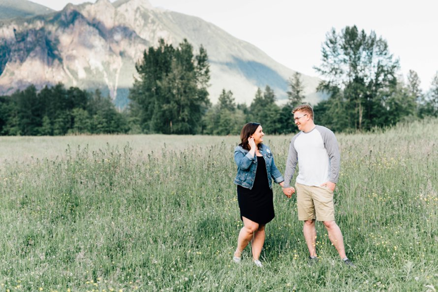 Snoqualmie Anniversary Photographer | Something More Photography
