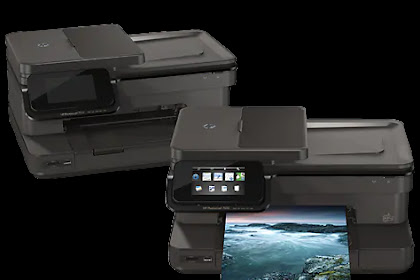 HP Photosmart 7520 Printer Driver
