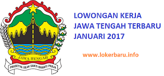 LOKER JAWA TENGAH 8 JANUARI 2017