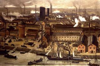 Dampak Revolusi Industri
